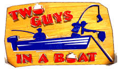 2 Guys in a Boat