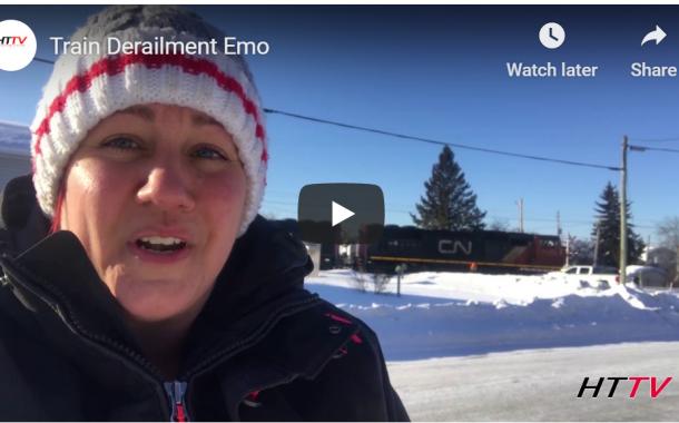 Train Derailment Emo