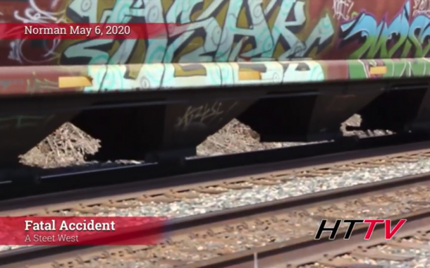 Fatal train accident