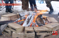 Sacred fire burns in Kenora