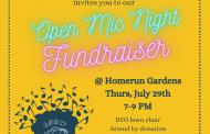 Open Mic Night Fundraiser