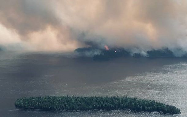 Fire Update: New Fires Discovered, Kenora 51 Fire Remapped