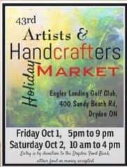 Dryden Artists and Handcrafters Holiday Market
