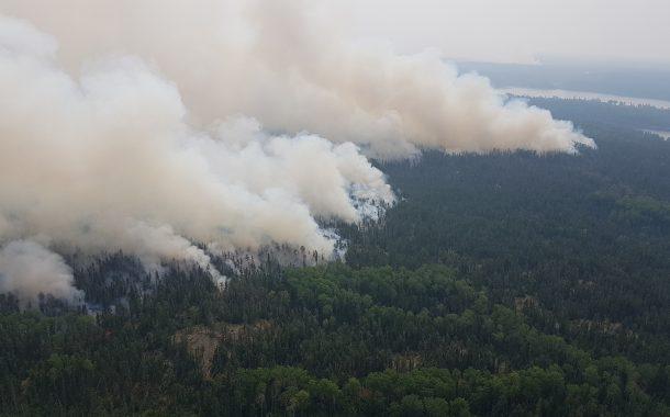 Update on Kenora 51 Fire