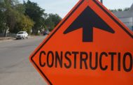 Government Road Rail Crossing Closed for Construction